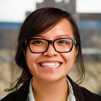 戴安娜·李,2020届毕业生